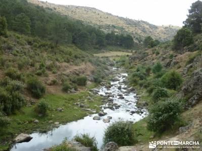 Descendiendo el Río Aceña; excursiones españa viajes organizados en grupo viajes programados por